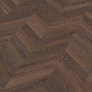 Garbelotto NATURAL ENGINEERED WOOD FLOORS CHEVRON 45 DEGREE THERMO OAK CHEVRON PROV14CL03SP00V2NB