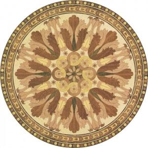 Garbelotto NATURAL ENGINEERED WOOD FLOORS TILES Solid wood LASER Decorations Mod REGINA ISABELLA