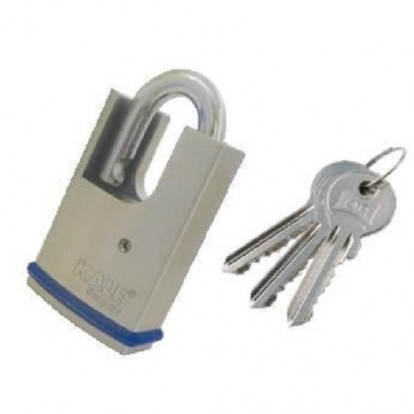 Kale Copper lock Multi-Purposes Nickel Key Lock 120 Mm