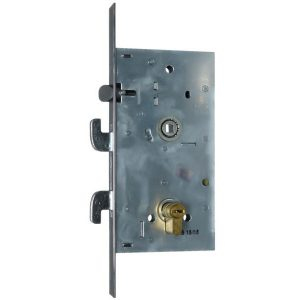 KALE DOOR LOCK MORTISE LOCK WITH CLAW TYPE DEADBOLT FOR STEEL DOORS WITH BALL BEARING