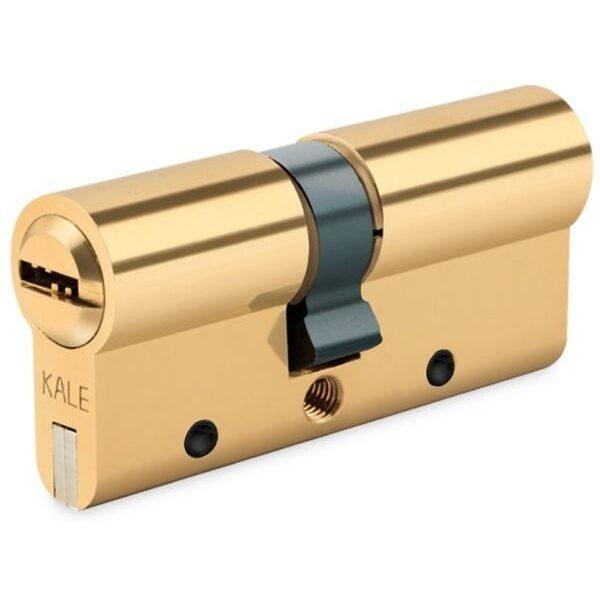 KALE DOOR LOCK TEAR-RESISTANT CYLINDER HIGH SECURITY CYLINDER WITH REGISTRATION CARD 164-DBNE