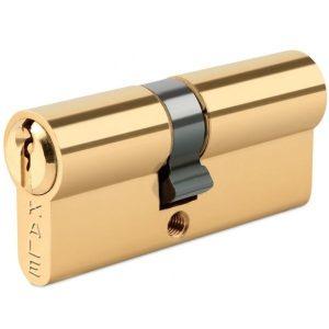 KALE DOOR LOCK CYLINDER STANDARD 164-GN