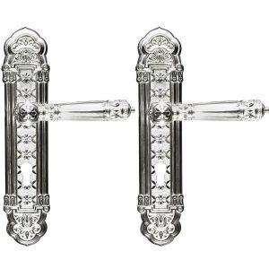 Ghidini Door Handles Cylinder Gold ia22-03