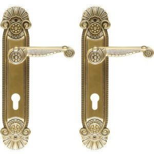 Ghidini Door Handle Gold ia24-06