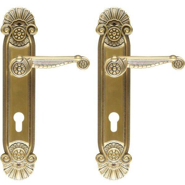Ghidini Door Handle Gold ia24-06