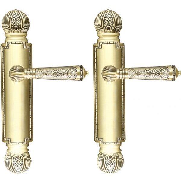 Ghidini Door Handles Cylinder Bronze ia23-03