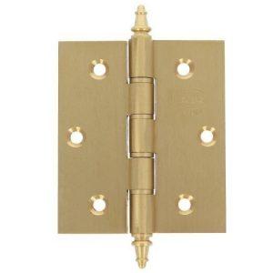 AMIG door Hinge gold 5 inches 120 X 80 X 4 Mm Left 1654