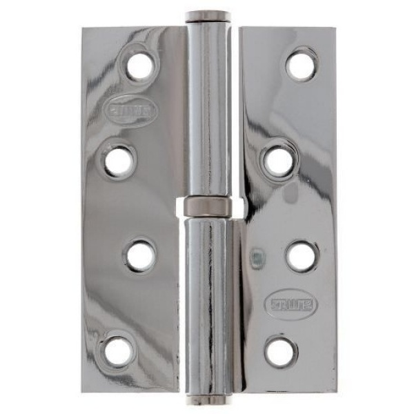 AMIG door Hinge silver 4 inches 100 X 70 Mm Right 6306
