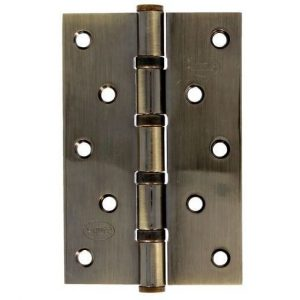 AMIG door Hinge oxide 5 Inches 120 X 80 Mm Left 6321