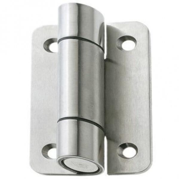 AMIG door Hinge Stainless Steel 100 X 70 X 2,5 Mm 7335
