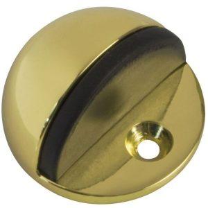 AMIG Doorstop gold 1/2 circular 4562