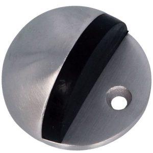 AMIG Doorstop silver 1/2 circular5608