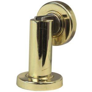 AMIG Doorstop gold magnetic 12244