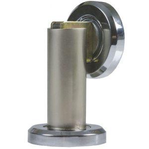 AMIG Doorstop silver magnetic 12245