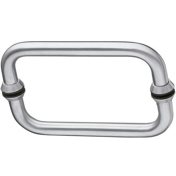 AMIG Pull door handle Stainless Steel 6177