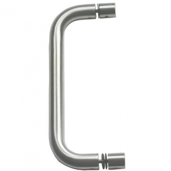AMIG Pull door handle Stainless Steel 12289