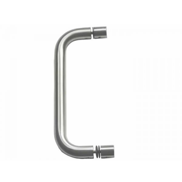 AMIG Pull door handle Stainless Steel Securit 30cm 20299
