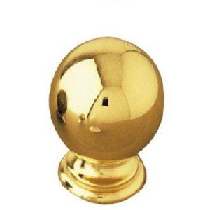 AMIG locker knob gold 3970