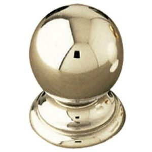 AMIG locker knob chrome 3972