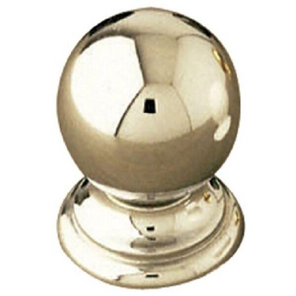 AMIG locker knob chrome 3972