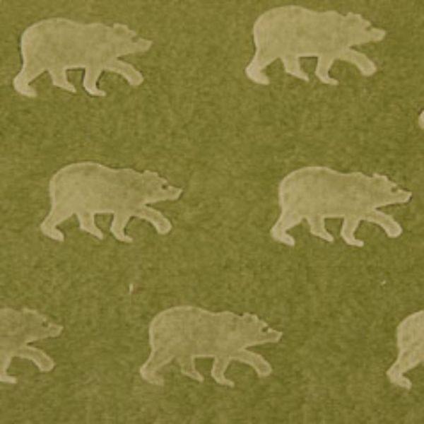 Dekor Bear Stamp 90Mm 1439