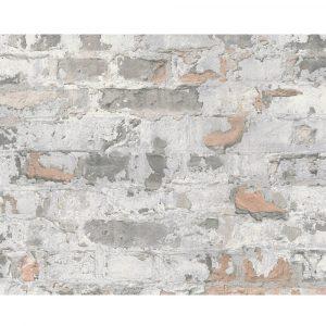 Wallpaper A.S Creation 369292 Metropolitan 0,53x10,05 m(5m2)