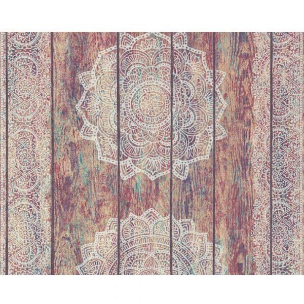Wallpaper A.S Creation 364621 Boho Love 0,53x10,05 m(5m2)