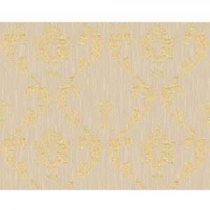 Wallpaper A.S Creation 306582 Metallic Silk 0,53x10,05 m(5m2)