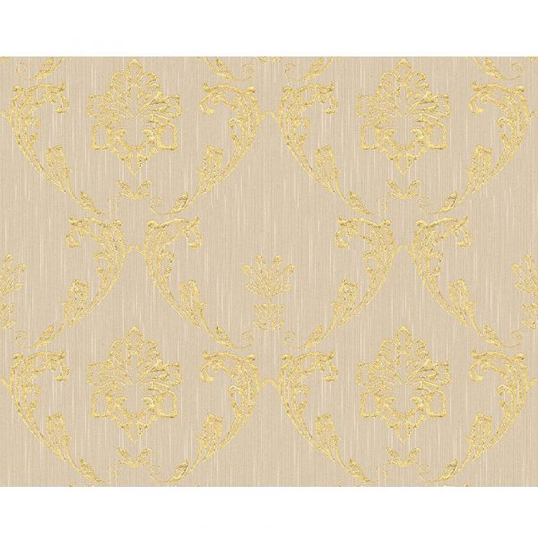 Wallpaper A.S Creation 306582 Metallic Silk 0,53x10,05 m(5m2)