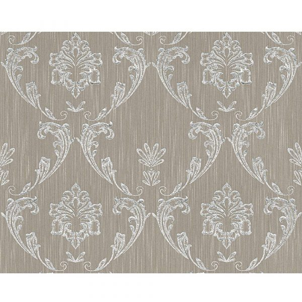 Wallpaper A.S Creation 306583 Metallic Silk 0,53x10,05 m(5m2)