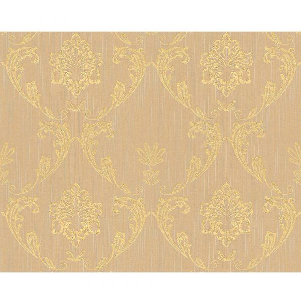 Wallpaper A.S Creation 306584 Metallic Silk 0,53x10,05 m(5m2)
