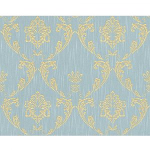 Wallpaper A.S Creation 306586 Metallic Silk 0,53x10,05 m(5m2)