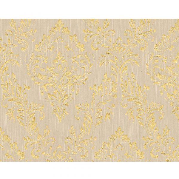 Wallpaper A.S Creation 306592 Metallic Silk 0,53x10,05 m(5m2)