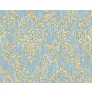 Wallpaper A.S Creation 306595 Metallic Silk 0,53x10,05 m(5m2)