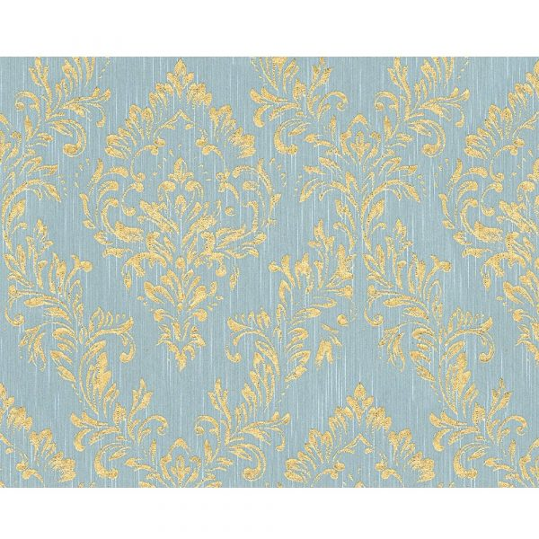 Wallpaper A.S Creation 306595 Metallic Silk 0,53x10,05 m(5m2)