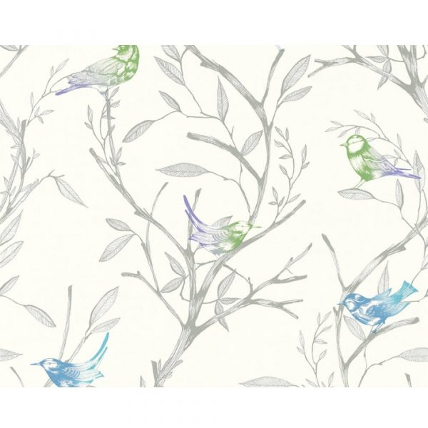 Wallpaper A.S Creation 366231 Colibri 0,53x10,05 m(5m2)