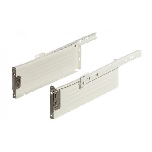 Blum Drawer Runner Metabox Steelside M(86mm)single extension 500mm