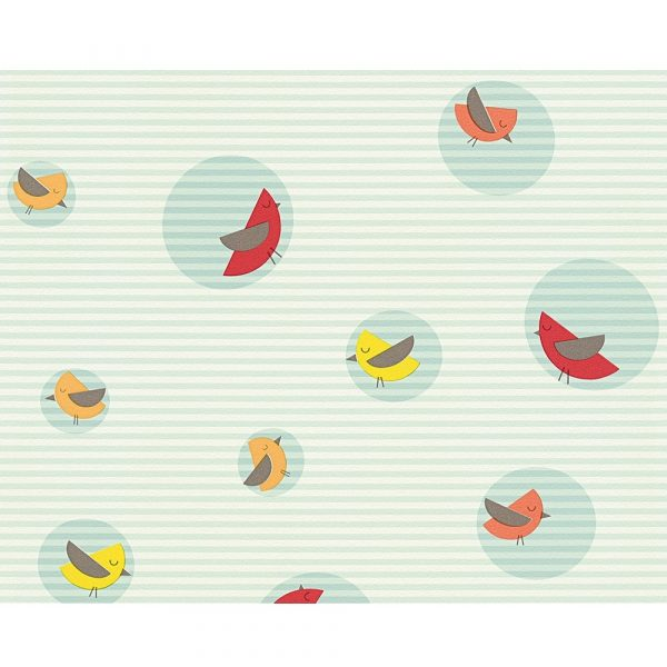 Wallpaper A.S Creation 302983 ESPRIT Kids 4 .53x10,05 m(5m2)