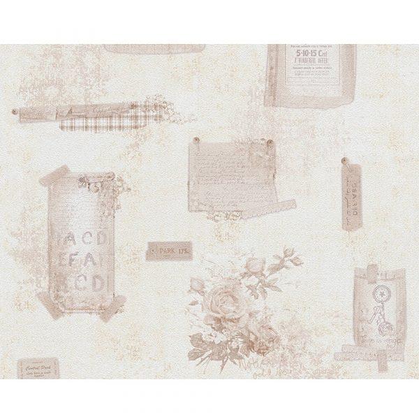 Wallpaper A.S Creation 956682 Boys&Girls .53x10,05 m(5m2)
