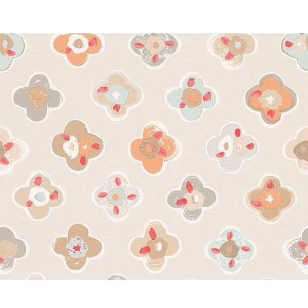 Wallpaper A.S Creation 961221 Oilily.53x10,05 m(5m2)