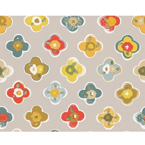 Wallpaper A.S Creation 961231 Oilily.53x10,05 m(5m2)