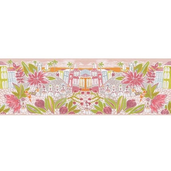 Wallpaper A.S Creation 961302 Oilily.53x10,05 m(5m2)