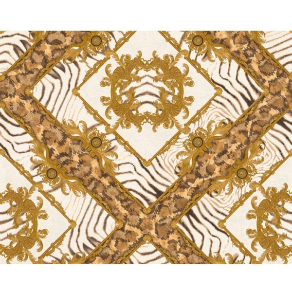 Wallpaper A.S Creation 349043 Versace .70x10,05 m(7m2)