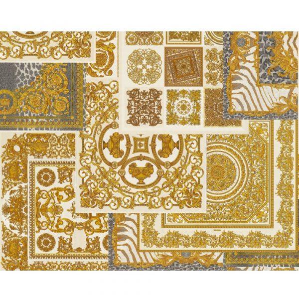 Wallpaper A.S Creation 370484 Versace .70x10,05 m(7m2)