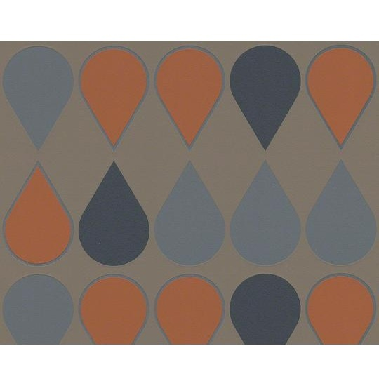Wallpaper A.S Creation 940233 Raffi.53x10,05 m(5m2)