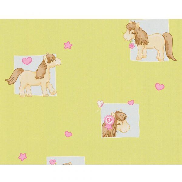 Wallpaper A.S Creation 935582 Boys&Girls .53x10,05 m(5m2)