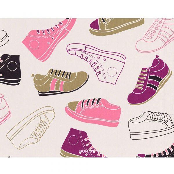 Wallpaper A.S Creation 936312 Boys&Girls .53x10,05 m(5m2)