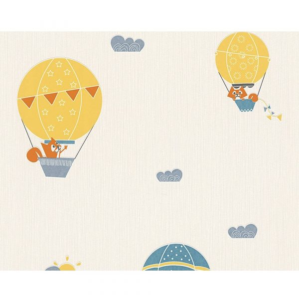 Wallpaper A.S Creation 302952 ESPRIT Kids5 .53x10,05 m(5m2)