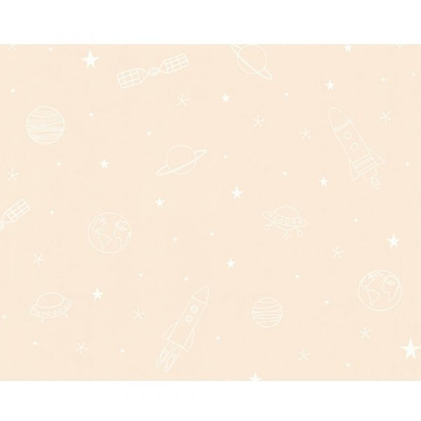 Wallpaper A.S Creation 358292 ESPRIT Kids5 .53x10,05 m(5m2)