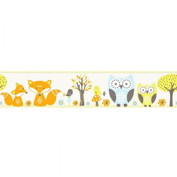 Wallpaper A.S Creation 941131 ESPRIT Kids5 .53x10,05 m(5m2)